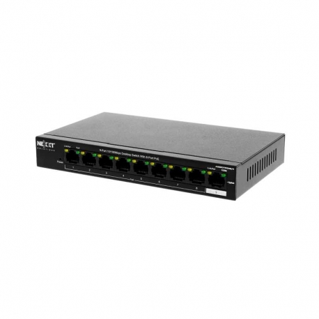 Lan Switch 9p Nexxt Vertex900 Poe 10/100