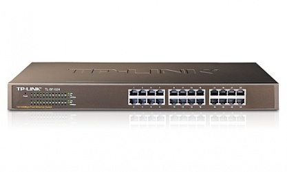 Lan Switch 24p Tplink 10/100 M Desktop Tl-sf1024
