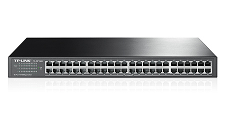Lan Switch 48p Tp-link 10/100 Sf1048