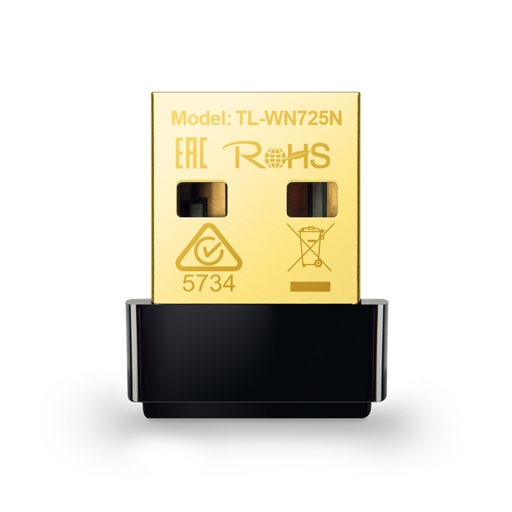 Lan Usb Dongle Tp-link Wireless  N Tl-wn725n