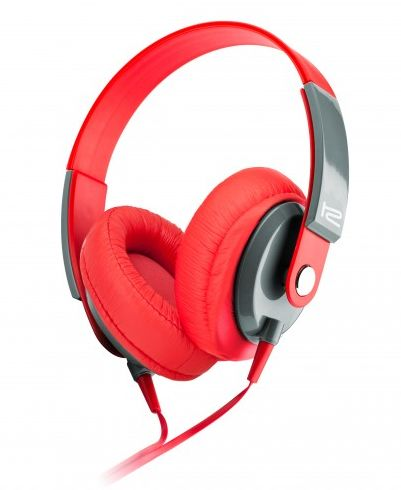 Mic/aud Klipx Obsession Khs-550rd Red