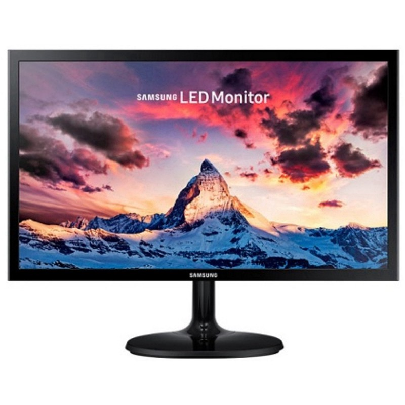 Monitor Led 22 Samsung Super Slim (ls22f350fhlxp)