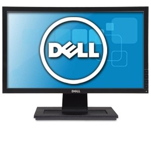 Monitor Lcd 19 Dell Black Wide Screen Used