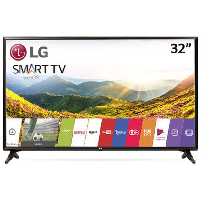 Tv Led 32 Lg Smart 32lj550
