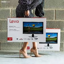 Monitor Led 24 Levo Vga/hdmi New