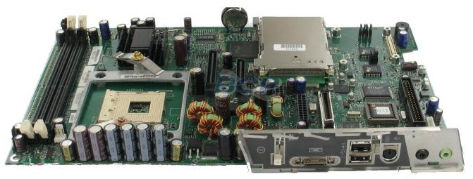 Ibm Mother Board Para 4840-563 Usado