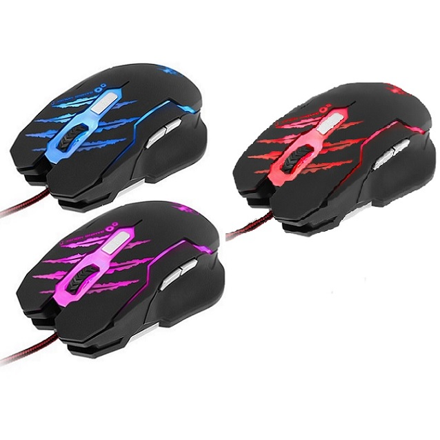 Mouse Usb Xtech Xtm-610 Gamer