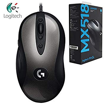 Mouse Usb Logitech Gaming Mx518 Legendary