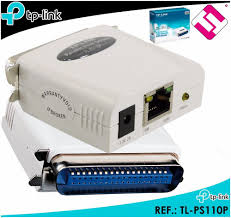 Print Server Tp-link Tl-ps110p Single Parallel
