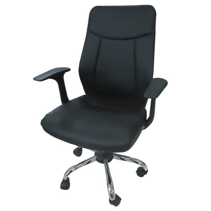 Sillon Semi-ejecutiva Sit M390 Black