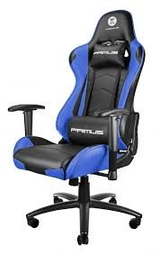 Sillon Gamer Primus Pch-101bl/102 Thronos Blue