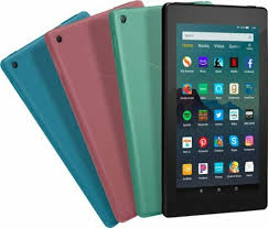 Tablet 7.0 Amazon Fire 7 16gb Con Alexa Colors