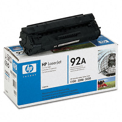 Toner Hp-c4092a Black Original