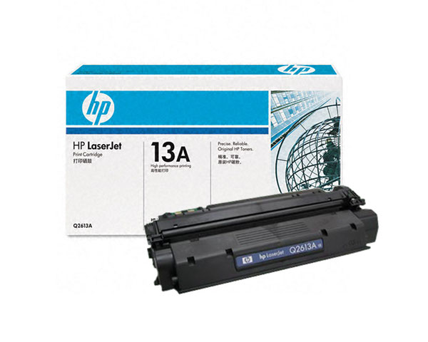 Toner Hp-q2613a Black Original
