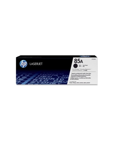 Toner Hp Ce285a Black Original